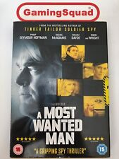 A Most Wanted Man DVD Next Day Dispatch Free Postage