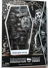 Monster High SDCC Frankie Stein Black And White 2010 Con Exclusive NIB New