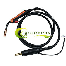 MIG WELDING GUN &TORCH 10' 100AMP replacement for LINCOLN Magnum 100L K530-5