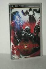 LORD OF ARCANA GIOCO USATO SONY PSP EDIZIONE GIAPPONESE TN1 49432
