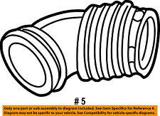CHRYSLER OEM 04-09 PT Cruiser Air Cleaner Intake-Hose Tube Duct 4891406AD