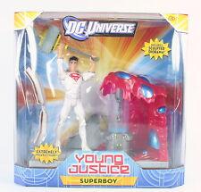 """DC universo joven justicia Superboy Solar Suit 6"""" Deluxe Juguete Figura De Acción -! nuevo!"""