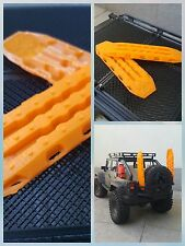 2 x RC scale recovery track maxtraxx 1/10 crawler car toy (1 pair) scx10 trail