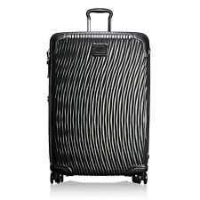 """Tumi Latitude Worldwide Trip Packing Case 32"""" Black 287647D Defects"""