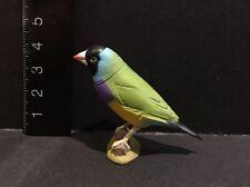 Kaiyodo Furuta Choco Q Pet Animal 2 Gouldian Finch Bird Figure B