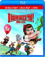 Hoodwinked Too - Hood vs. Evil (Blu-ray 3D + B New Blu