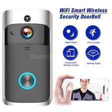 HD 720P WiFi Smart PIR Video DoorBell Visual Intercom Recording Video Door Phone