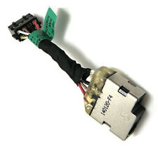 AC DC Power Jack Plug Port Socket Cable for HP Notebook 15-f 15-f009wm 15-f100dx