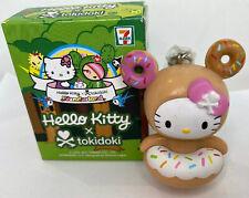 2011 Hello Kitty SanrioxTokidoki Donut Kitty Key Chain Vinyl Open Blind Box Rare