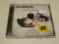 Soundtrack: Accidents Happen CD [Brand New] {Ft: Luke Steele}