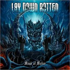 LAY DOWN ROTTEN - Mask Of Malice CD