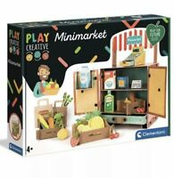 Clementoni Play Creative Mini-market, Brand New, Free P&P, Kids Christmas Gift