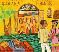 PUTUMAYO Sahara Lounge BY Various Artists (CD-2004 Putumayo) Brand New SEALED !!
