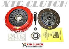 XTD STAGE 2 CLUTCH KIT Fit's 04-14 IMPREZA WRX STi 07-09 LEGACY GT SPEC.B 6 SPD