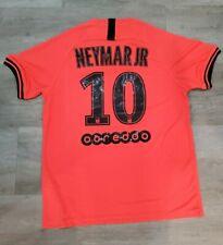 Neymar Jr #10 FC Paris Saint-Germain 19/20 Second Jersey - Men's Size Large