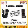 NAPPE APPAREIL PHOTO CAMERA ARRIÈRE IPHONE 5C / 5S / SE / 6 / 6PLUS / 6S /6SPLUS