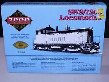 PROTO 2000 HO SW9/1200 LOCOMOTIVE NORFOLK AND WESTERN 3375