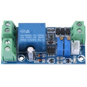 On-Board Battery 12V Low Voltage Alarm Buzzer Protection Under Voltage Module