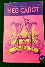 Avalon High Paperback 2006 HarperCollins by Meg Cabot author of PRINCESS DIARIES