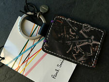 Paul Smith leather  Cycle Parts   KeyRing / KeyFob