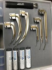 Laryngoscope Blades. MRI Compatible.