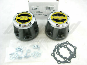 Warn 34581 Premium 4WD Manual Locking Hubs 1999-2001 Suzuki Vitara & 96-98 X-90