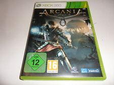 XBox 360   Arcania: Gothic 4 USK-Einstufung: USK ab 12 freigegeben