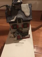 """Brand New Dept 56 Heritage Village North Pole """"Neenee's Dolls And Toys"""" #5620-0"""