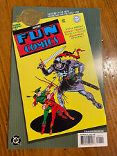 DC's Millennium Edition: More Fun Comics #101