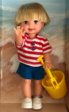 Rare_TOMMY_1997 LI'L FRIENDS OF KELLY_Beach Sand Castle Doll_18037_New/DeBOXED