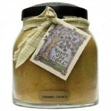 Keepers of the Light Candle - Caramel Crunch - 34-oz Papa Jar/Tag