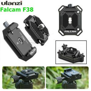 Ulanzi Falcam F38 Quick Release Plate System Camera Strap Backpack Strap Clip