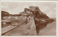 Mont Orgueil Castle, GOREY, Jersey, Channel Islands RP