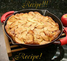 """☆""""RECIPE""""!☆Breakfast☆Apple Oven Pancake☆From Scratch ~ Way to Wake Up!☆"""