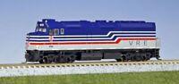kato 176-9002 N Scale EMD F40PH Virginia Railway Express #V34 Locomotive