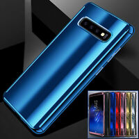 For Samsung S20 Ultra/Plus Note10 S8 S9 Full Coverage Slim Plating PC Case Cover