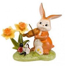 Goebel Hase Tanz in den Frühling Neuheit 2016 Frühlingserwachen Ostern 11,5 cm