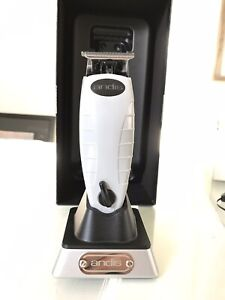 ANDIS CUSTOM MODIFIED LITHIUM-ION T-OUTLINER TRIMMER 74000 TUNED + ZERO GAPPED