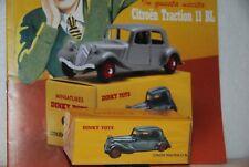 1/43 Collezione Dinky Toys Citroen Traction 11 BL