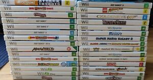 Nintendo Wii Games (Preowned) - Great Value!