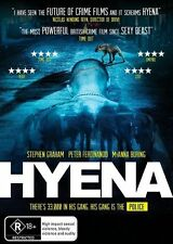 Hyena (DVD, 2016) Violent Cop Action Drama
