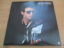 NILS LOFGREN - I CANE TO DANCE Vinyl LP Album UK 1977 Blues Rock A&M - AMLH64628