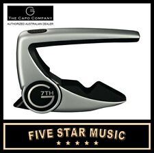 NEW G7TH PERFORMANCE CAPO 2 G7 WORLD'S GREATEST CAPO- NEW MODEL G7P2