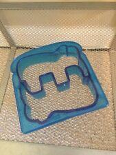Munchkin Blue Plastic Elephant Silly Sandwich Pancake BPA Free Cutter