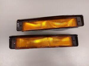 NEW Buick Skylark 2-Door Coupe Park LampS 1987 88 89 90 91 FRONT PARKING LIGHTS