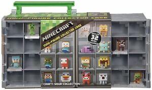 Minecraft Mini Action Figure Collector's Case