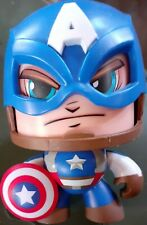 Marvel Universe Mighty Muggs Capt. America Action Figure by Hasbro