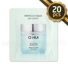 [O HUI] Miracle Aqua Gel Cream 1ml x 20pcs (20ml) Moisturizing OHUI