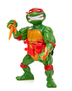 TMNT | Raphael | Storage Shell | Series 4 | Playmates | 1991 | Complete