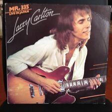 33 TOURS / LP ALBUM--LARRY CARLTON--MR.335 LIVE IN JAPAN--1979